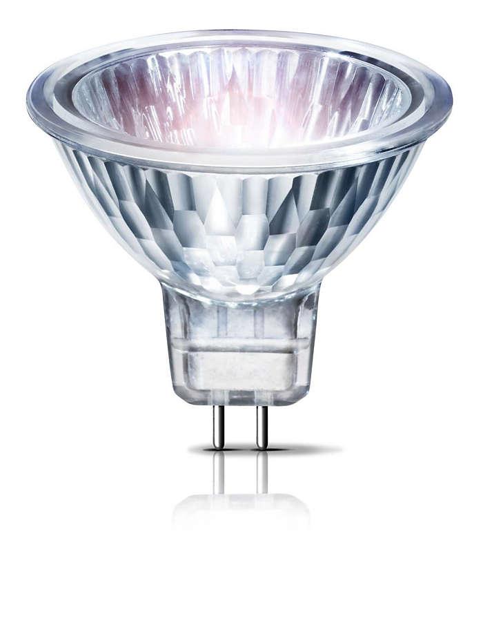 Superior halogen lighting