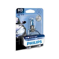 BlueVision lâmpadas para faróis automotivos