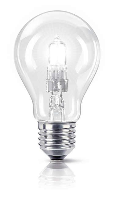 หลอดไฟรูปทรงคลาสสิค รุ่นใหม่