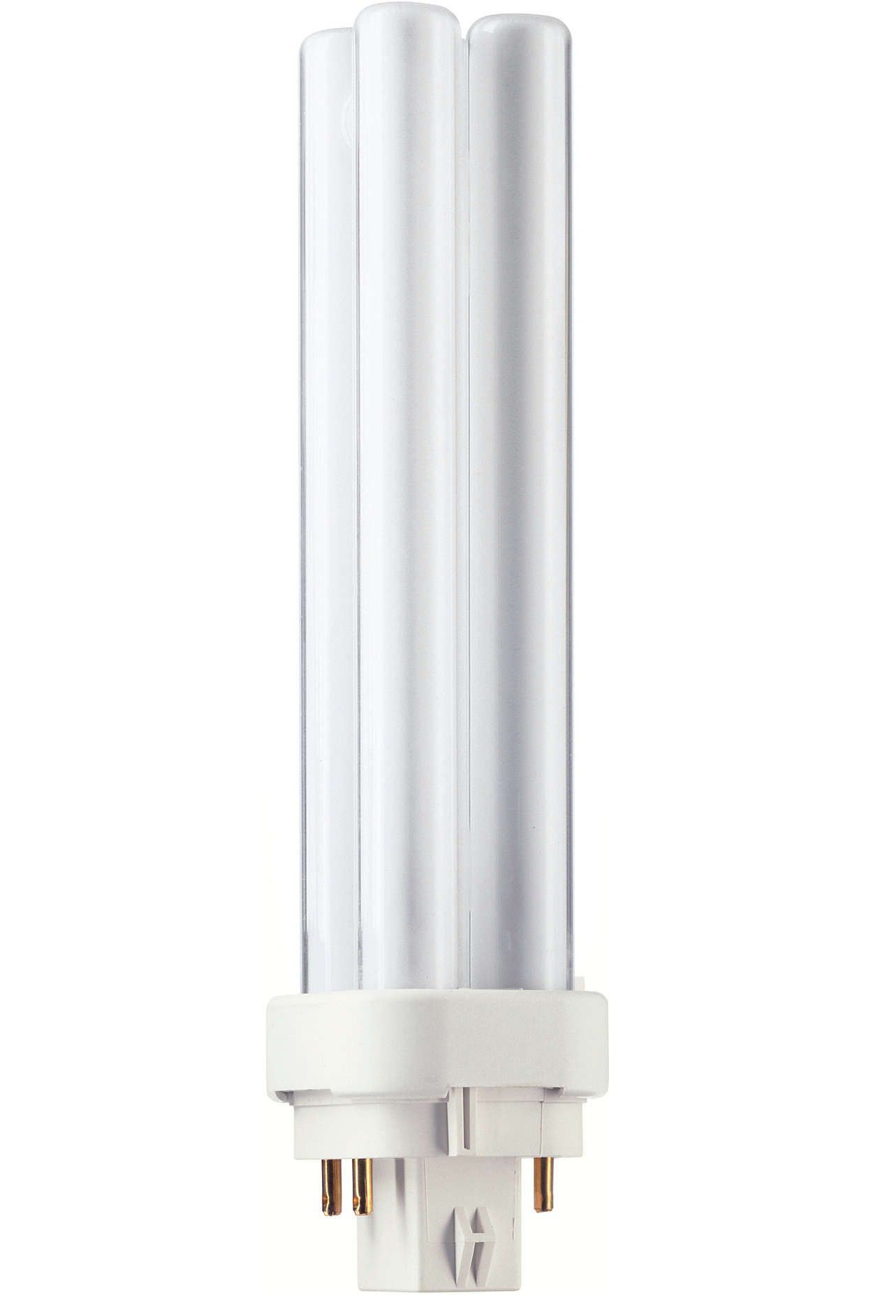 A compact lamp with enhanced performance