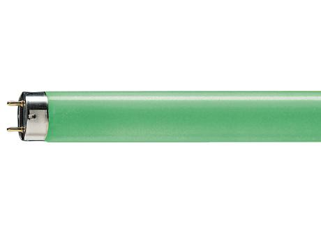 TL-D Colored 18W Green 1SL
