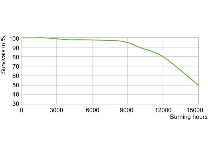 CDM-Tm Mini 35W Life Expectancy /942