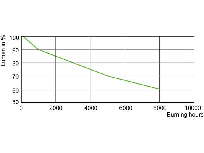 MHN-FC 1000 W Lumen Maintenance /740, /750