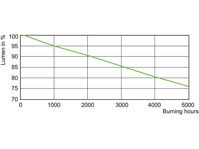 MHN-SA 1800 W Lumen Maintenance /956 230 V