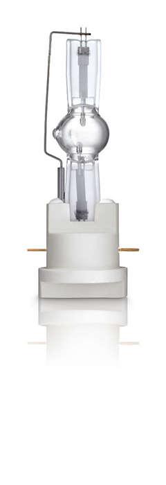 MSR Gold™ FastFit – простая замена лампы всего за несколько секунд