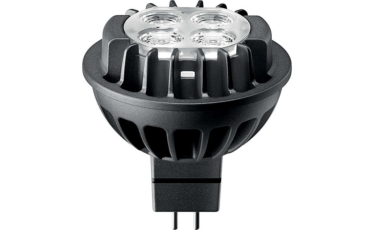 MASTER LEDspot LV – The ideal solution for spot lighting