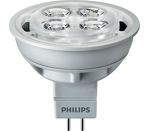 Essential LED 4.2-35W 6500K MR16 24D