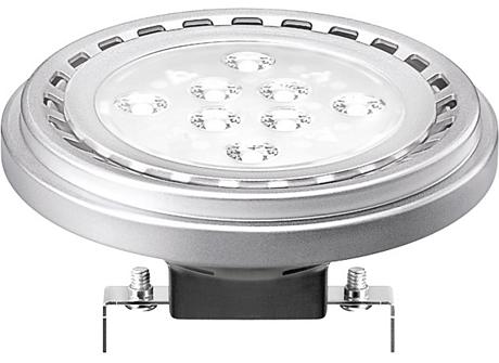 MASTER LEDspotLV D 10-50W 827 AR111 24D