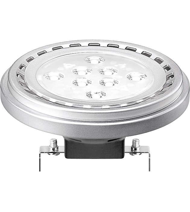 MASTER LEDspot LV AR111 – идеальное решение для локальной подсветки в магазинах.