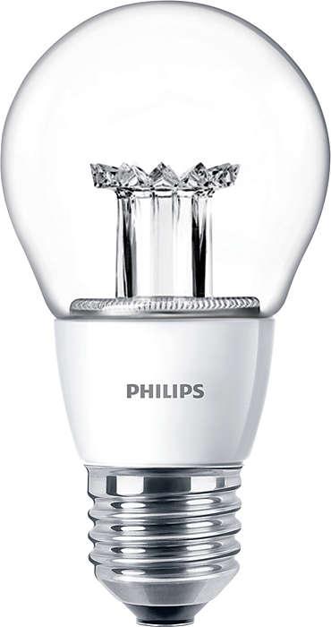 Светодиодная лампа MASTER LEDbulb - изящна и и энергоэффективна
