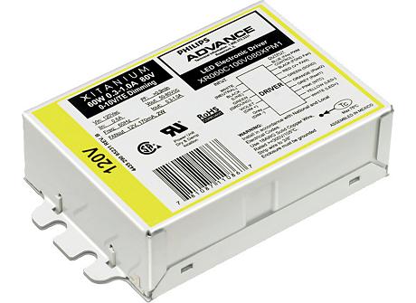Xitanium 50W 0.3-1A 54V 0-10V 277V