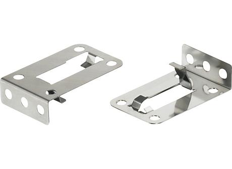InteGrade mounting clip under shelf