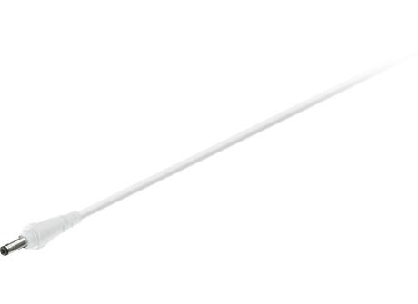 "InteGrade power cable 2.5m(98"") white"