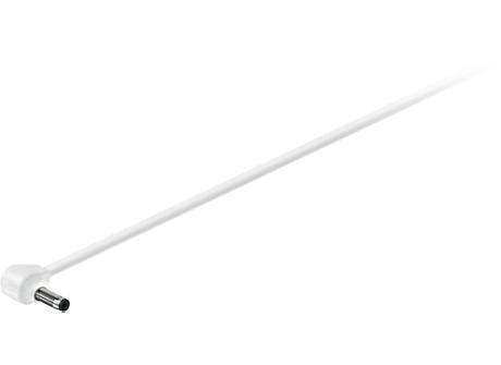 "InteGrade cable 1m(39"") white angle"