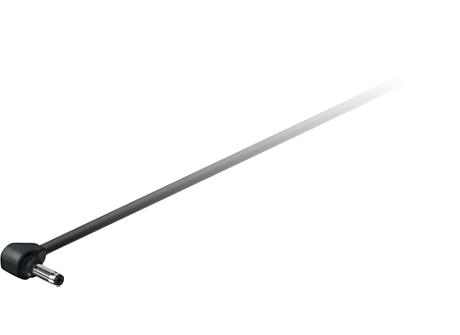 """InteGrade cable 2.5m(98"""") black angle"""