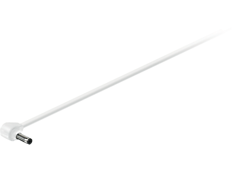 "InteGrade cable 2.5m(98"") white angle"