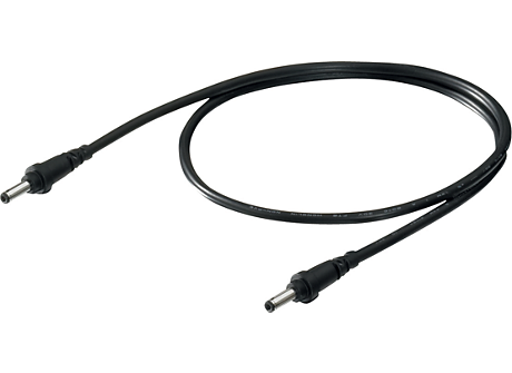 InteGrade spacer cable 0.5m black