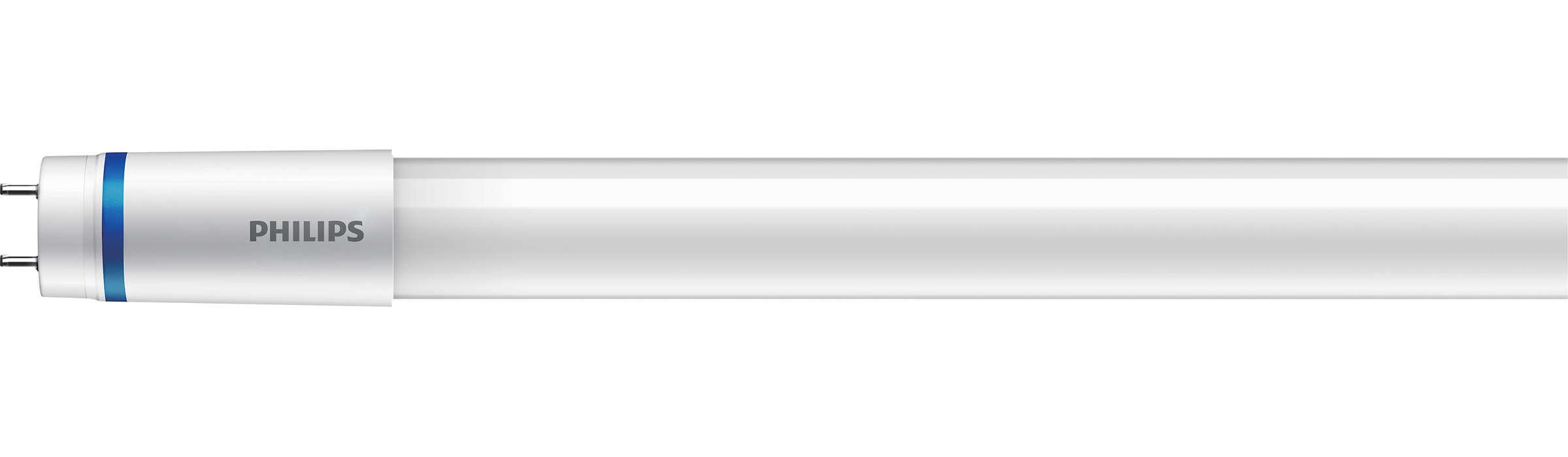 Новое поколение энергосберегающих трубчатых ламп