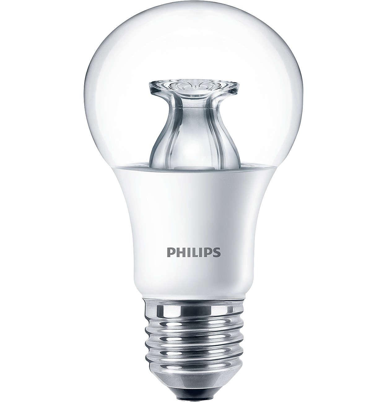 MASTER LEDbulb - Elegence meets efficiency