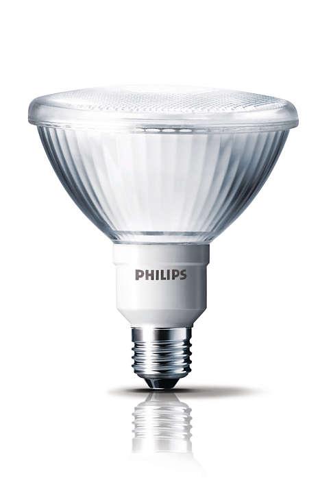 節能反光燈提供彙聚的光束