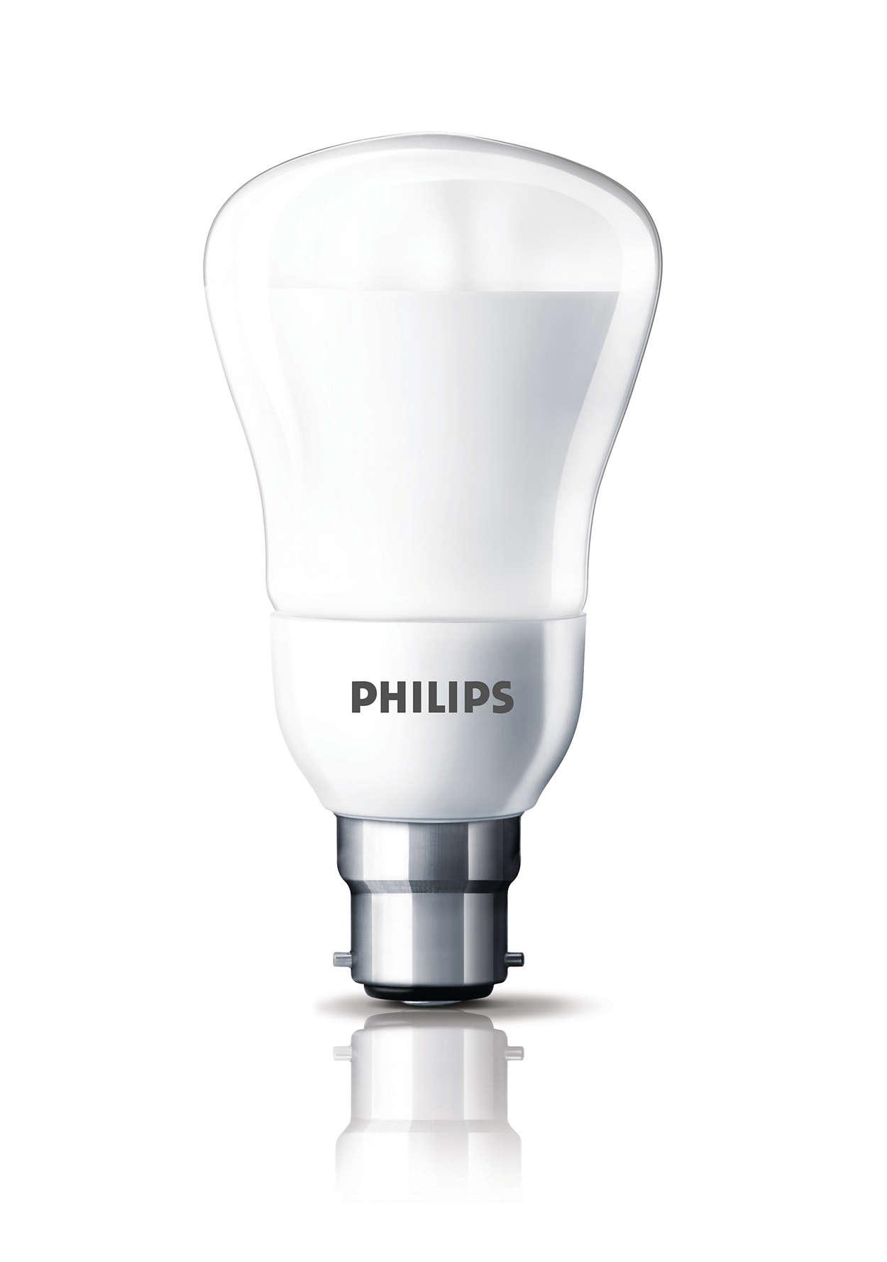 Energy-saving reflector with focused light beam