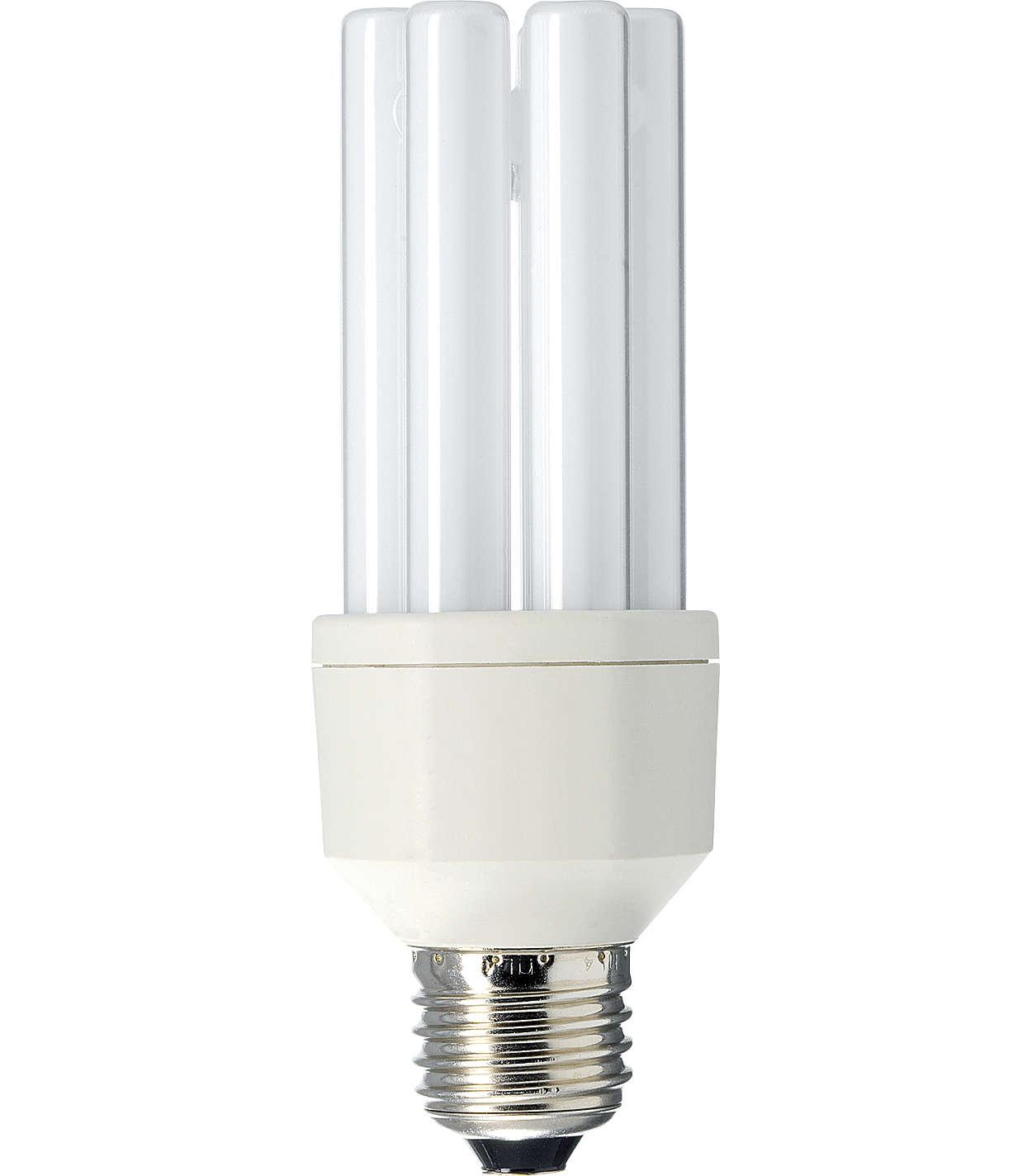Профессиональный подход к сбережению энергии при освещении