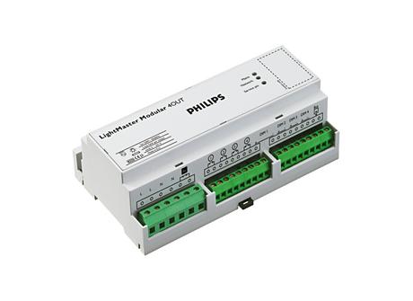 LRC5423/10 Contr 4X0 Din Sw&Re