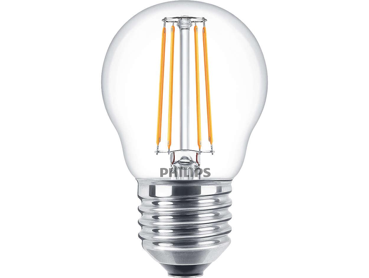 Classic LED - Glüh- und Halogenlampen zum Verwechseln ähnlich