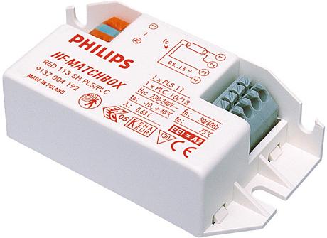 HF-M RED 118 SH PL-C/PL-T 230-240V