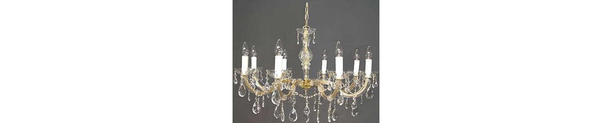 Magnifique luminaire, classique et élégant