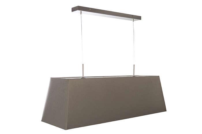 Éclairage moderne adapté à tous les intérieurs