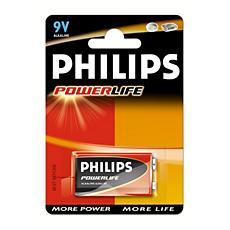 9VPB1C/10 PowerLife Baterija