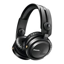 DJ kulaklıkları