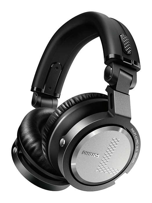 Profesionální sluchátka pro DJ