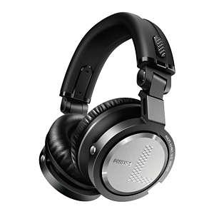 Professionele DJ-hoofdtelefoon