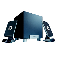A3_310/00  Multimedia Speakers 2.1