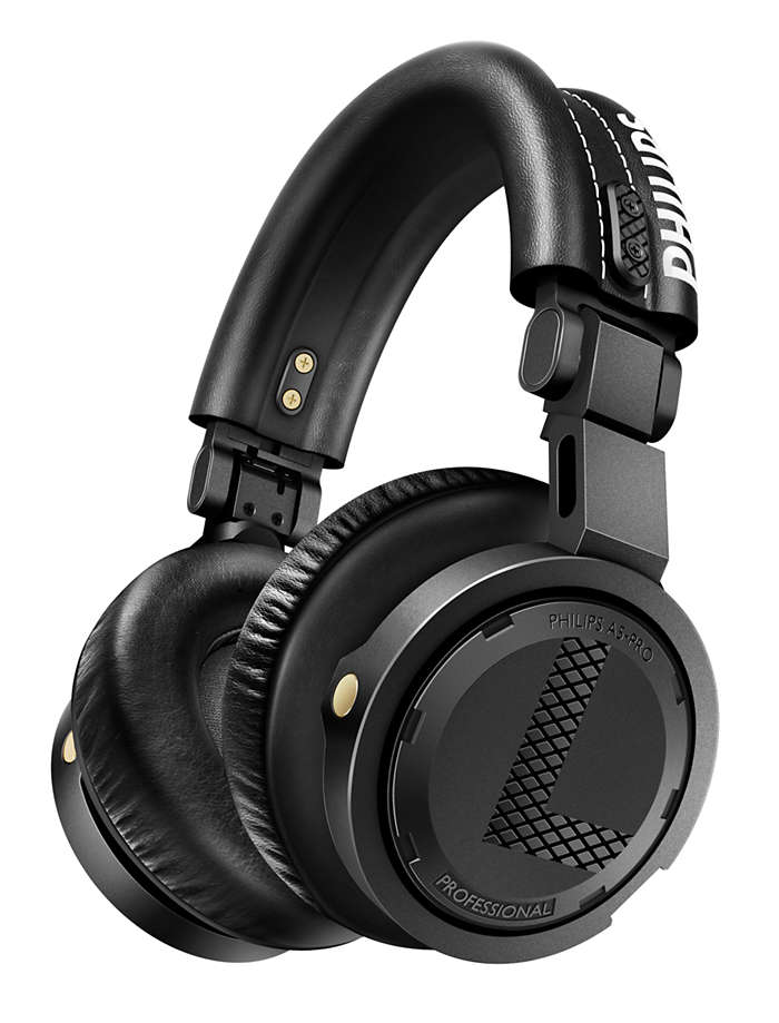 Professionella DJ-hörlurar