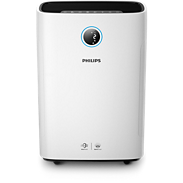Series 2000i Purificateur et humidificateur d'air 2-en-1