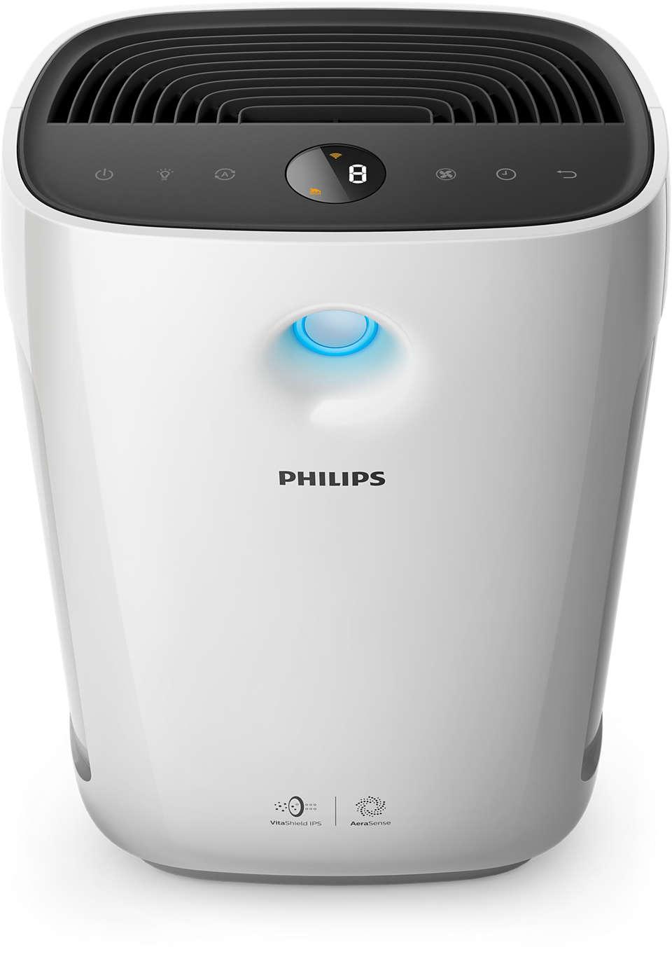 Series 2000i Purificateur d'air connecté AC2889/40 | Philips