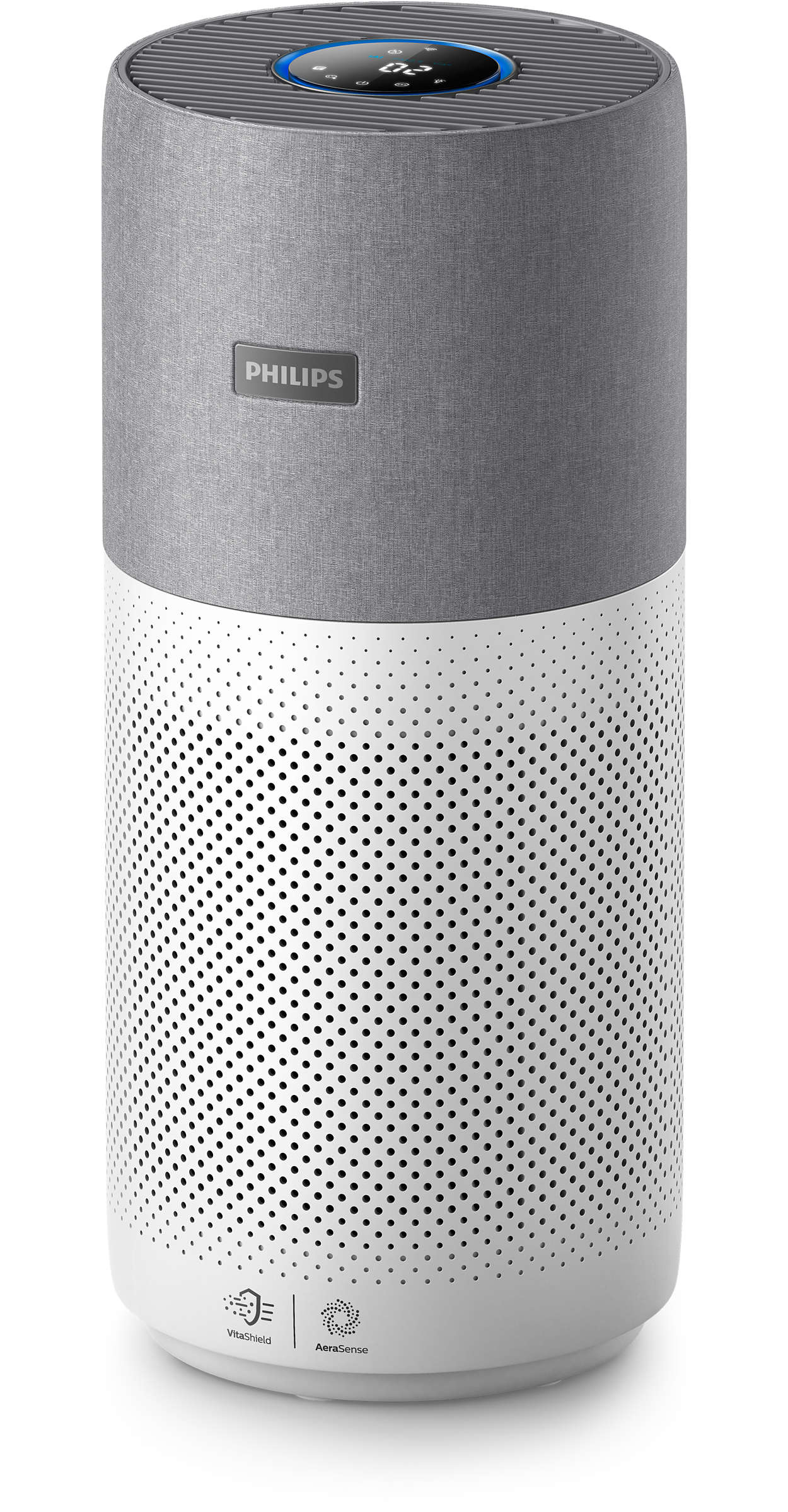 Clean, allergen-free* air in minutes