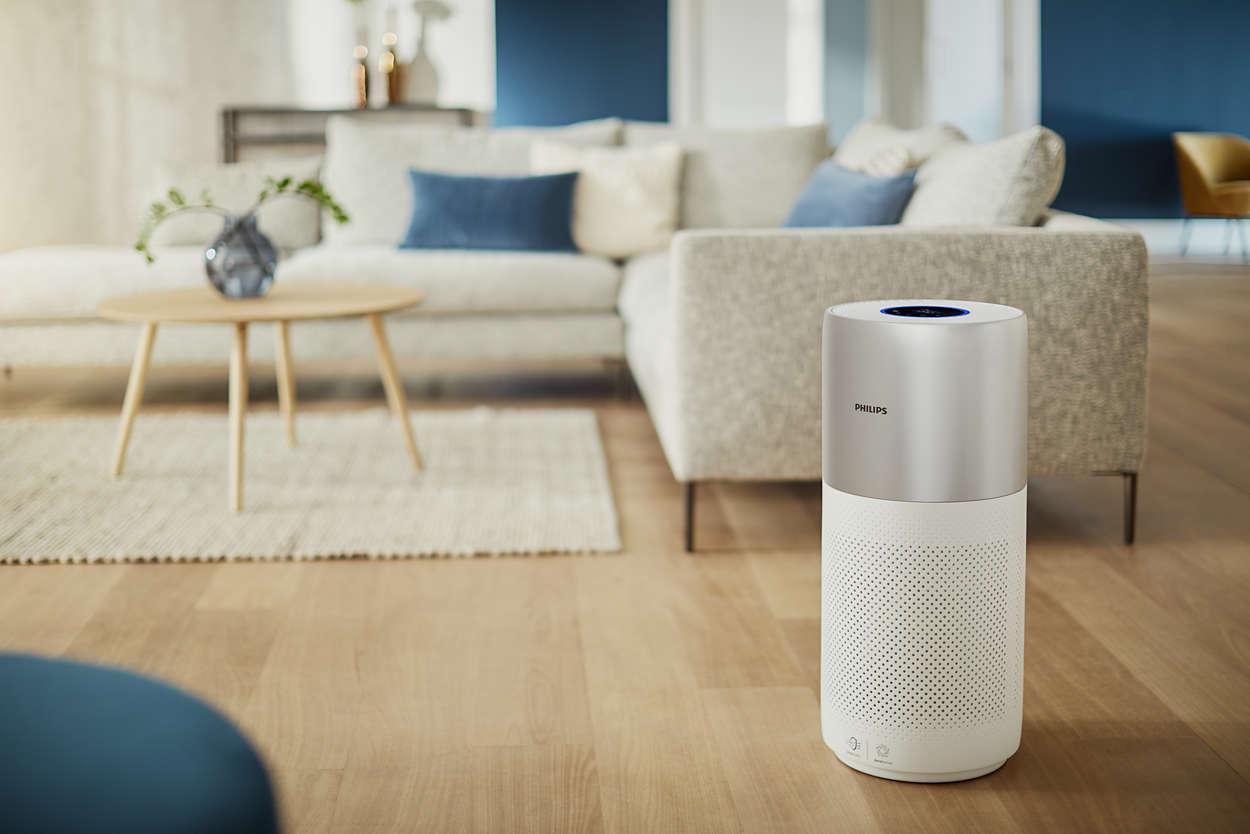 Top des meilleurs purificateurs d'air en 2021 - Philips AC3036/10