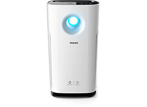 Philips 3000 series Air Cleaner AC3256 20 Room size  up to 76m2 Removes UFP as small as 0.02um Special Allergen mode Pollen CADR   430