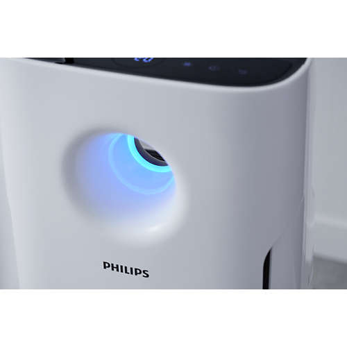Air Purifier Anti-Allergen & NanoProtect Filter