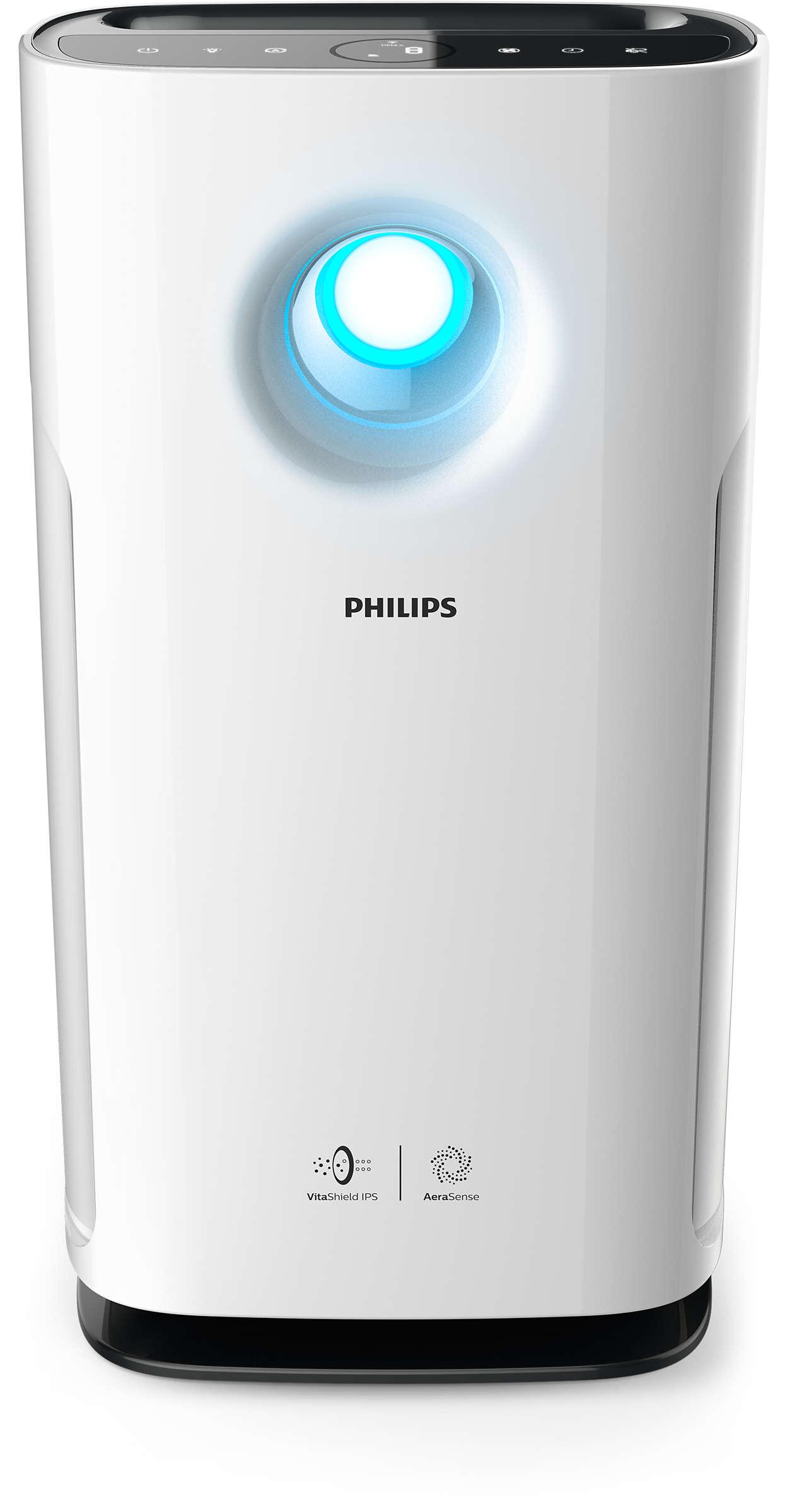 Zdravější vzduch sPhilips