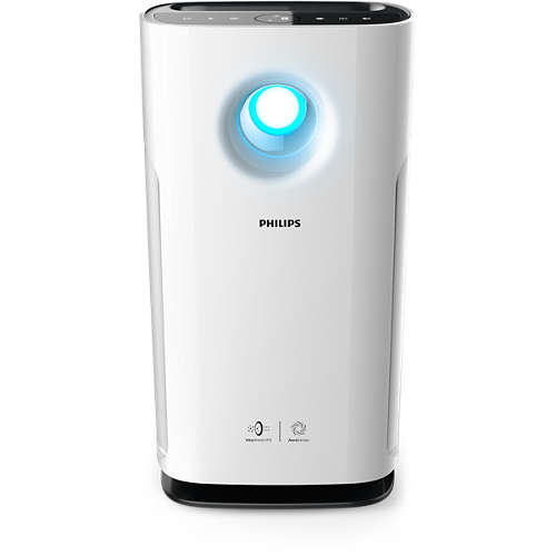 Čistička vzduchu s připojením k aplikaci Air Matters