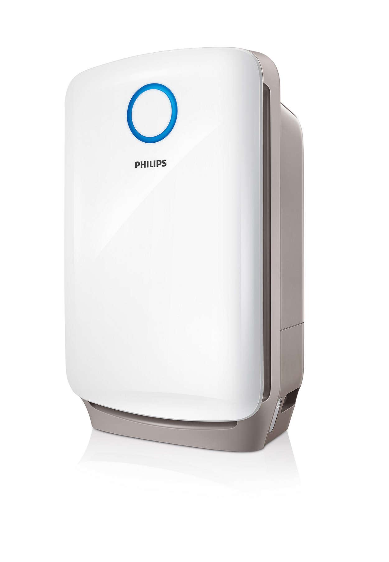 Zdravější vzduch s Philips