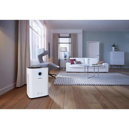 Seria 6000 Oczyszczacz powietrza