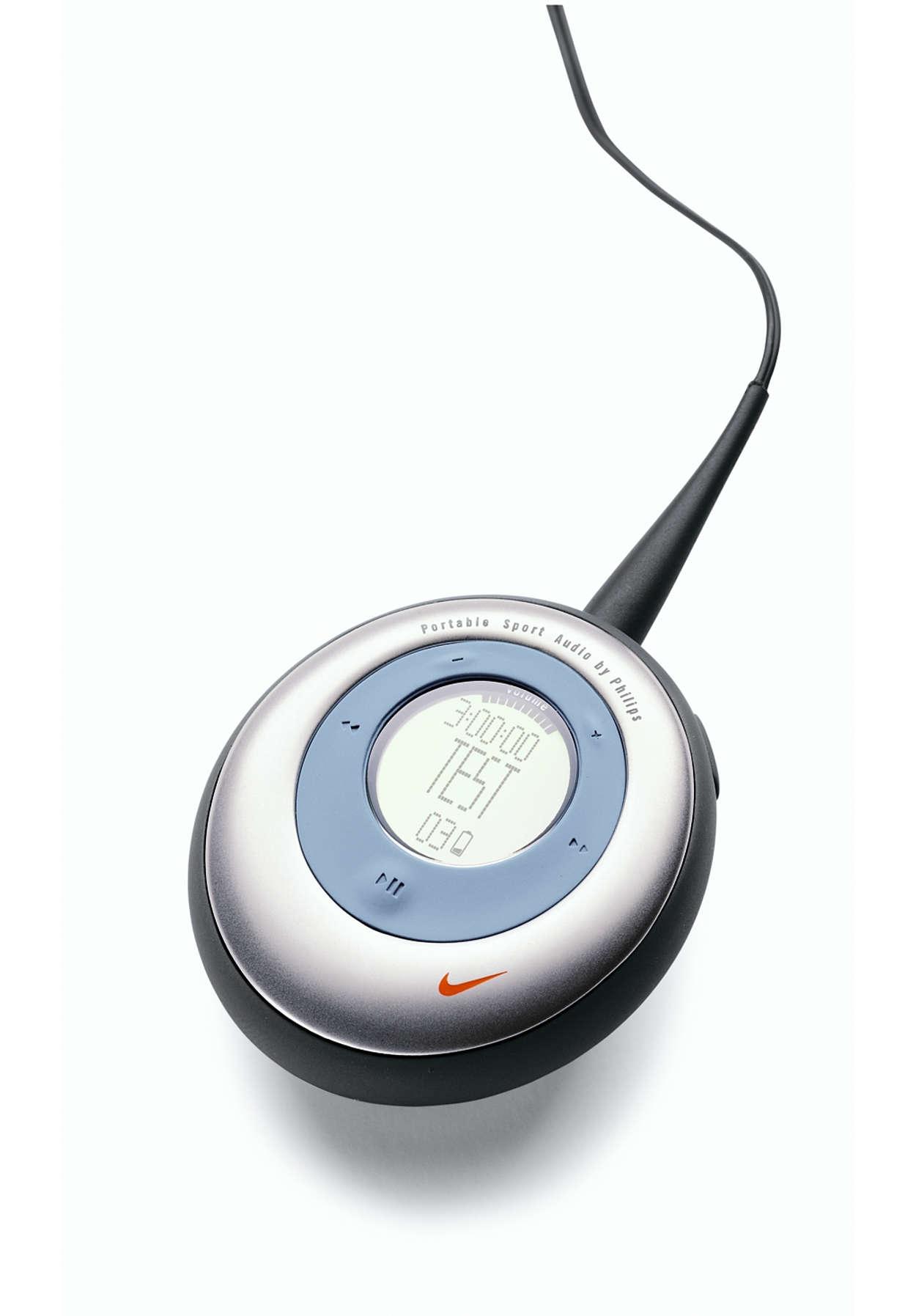 Portable Sport Audio от Philips