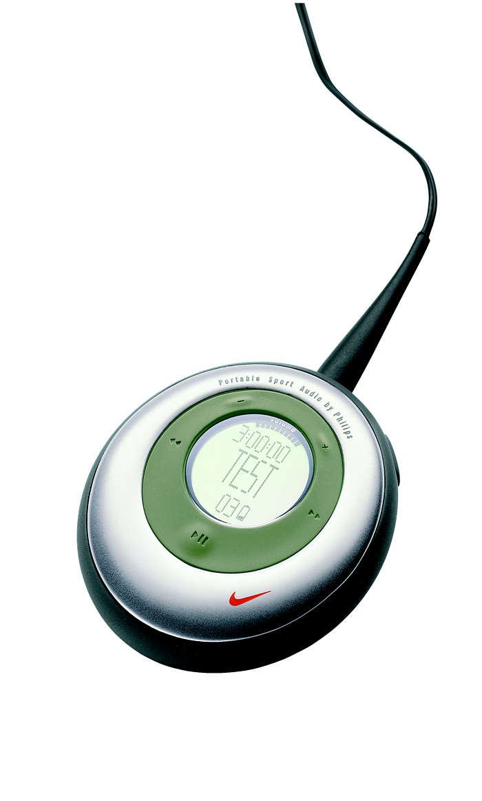 Portable Sport Audio by Philips