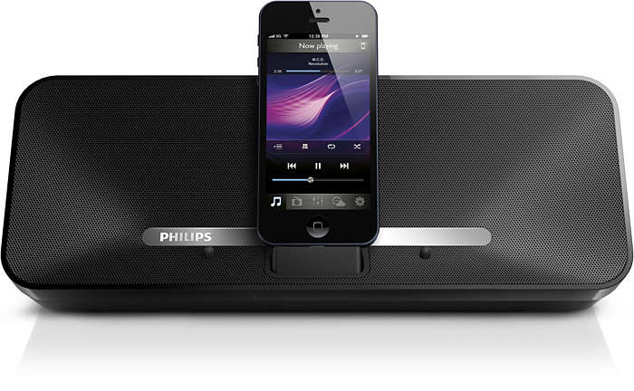 Lyssna på musik på din iPhone 5